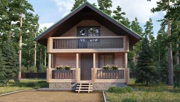 Для кого-то дом мечты выглядит так