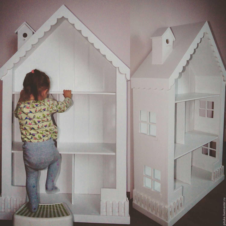 Дом для кукол своими руками фото фото 180