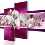 Идеи для дома: необычное оформление стен при помощи модульных картин