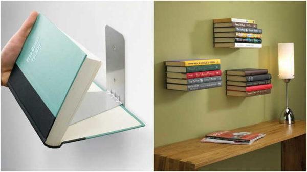 Держатель для книг - все гениальное просто