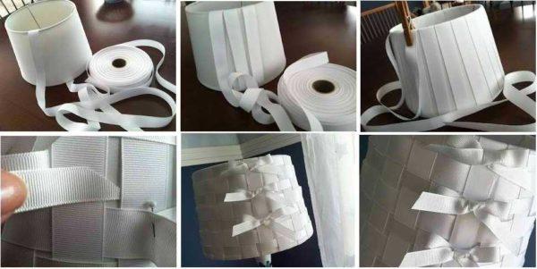 Как сделать абажур (плафон) в домашних условиях