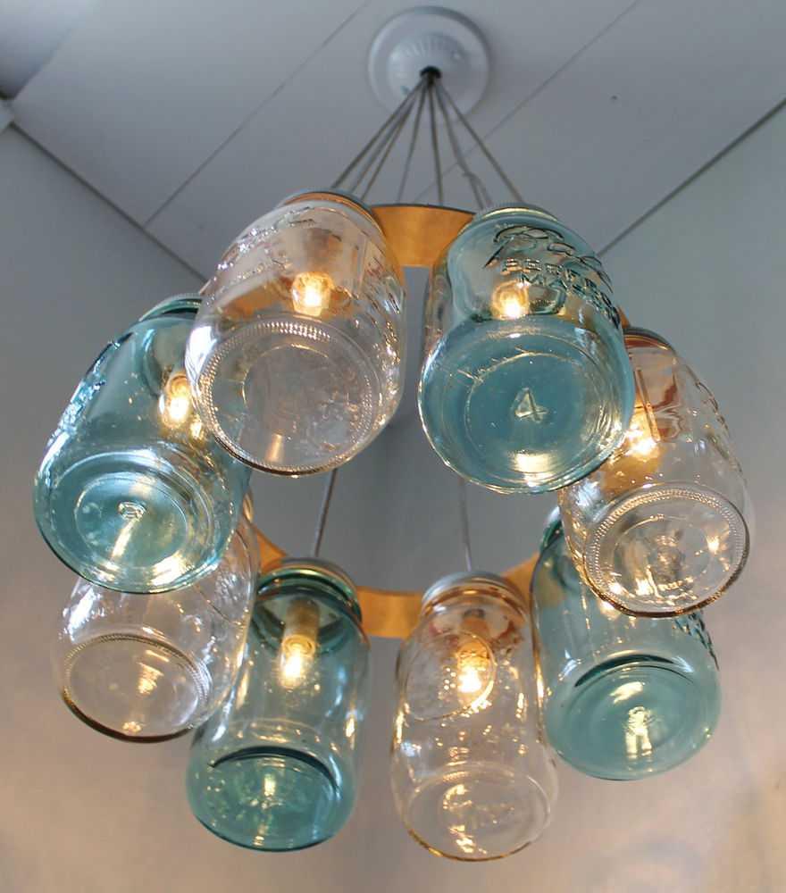 Плафон на лампочку своими руками в домашних условиях