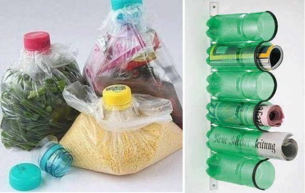 Герметично закрываем пакеты с продуктами