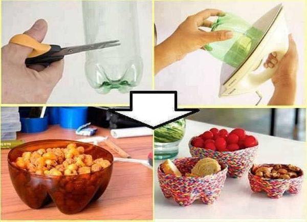 Емкость для продуктов. Пластик то пищевой...