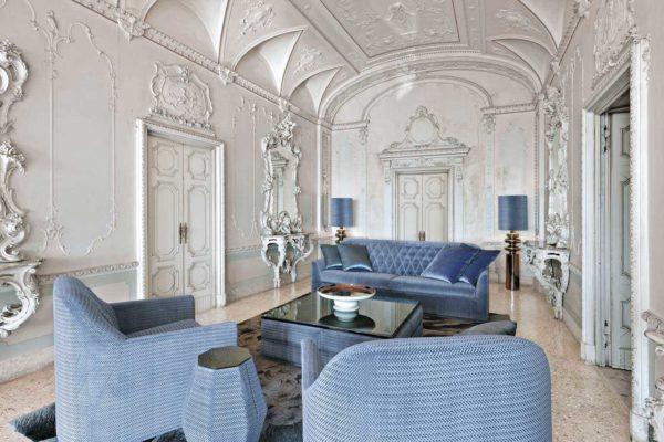 Такие комнаты и в украшениях не нуждаются