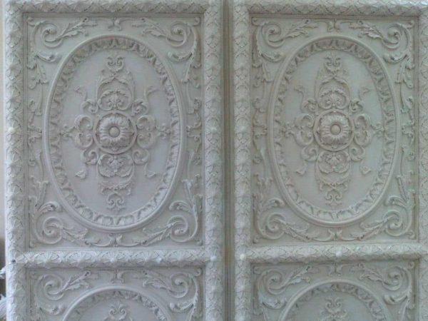 Гипсовые декоративные панели для украшения стен