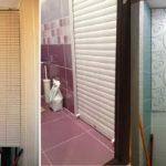 Варианты отделки дверок для шкафа в туалете