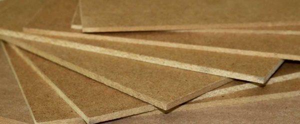 Древесноволокнистые плиты имеют разную толщину