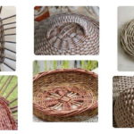 Плетение из газетных трубочек — интересные поделки своими руками