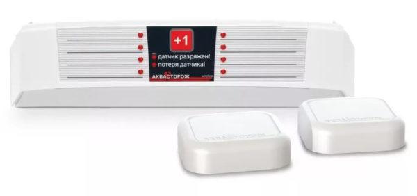 """Дополнительный блок """"Радиобаза"""" позволяет использовать беспроводные датчики"""