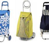 Размеры сумки должны соответствовать тележке