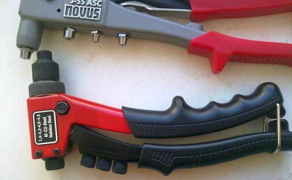 При использовании ручного инструмента придется прилагать физические усилия