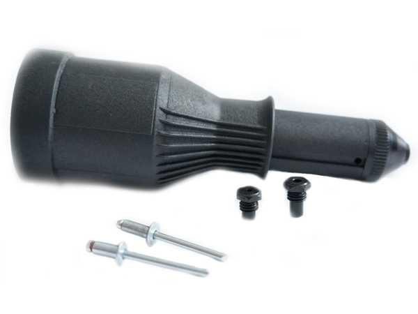 Адаптер (насадка) на дрель для установки вытяжных заклепок