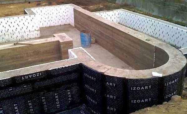 Ленточный фундамент очень пластичен - его можно сделать под любое здание и постройку, придав любую форму