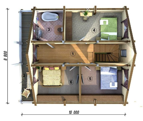Для расчета ленточного фундамента вам понадобится проект с подробным указанием используемых материалов и их толщины