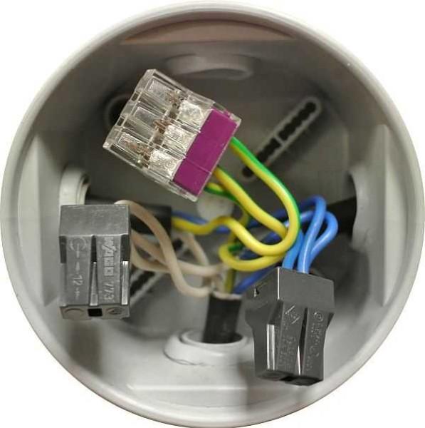 Соединение электропроводки при помощи клеммных коробок - это быстро, удобно, надежно, безопасно