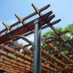 Как соединить металла и дерево