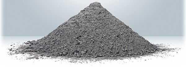 Цемент для бетона должен быть сухой, сыпучий и свежий