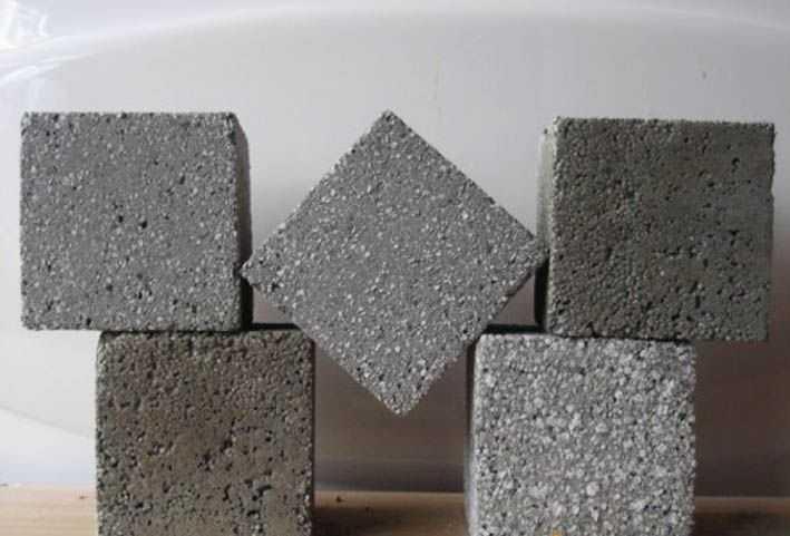Все эти марки бетона изготовлены из одних компонетов, но в разных пропорциях