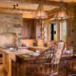 Загородный дом: планировка и дизайн интерьера