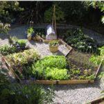 Необычная форма - по мотивам французского огорода