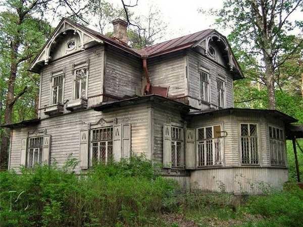 Без должного ухода дом будет похож на такой