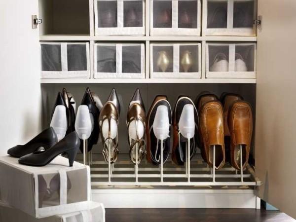 Выдвижная система для обуви