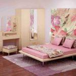 Романтическая спальня для девушки