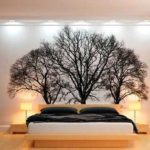 Рассвет на стене - красиво и вдохновляюще