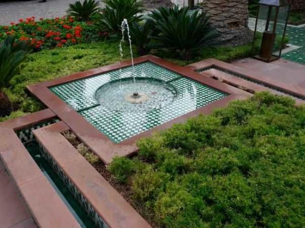 садовые фонтаны фото