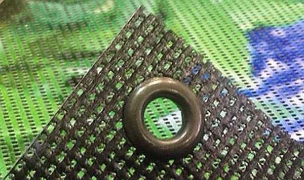 Такие кольца устанавливаются в стеку