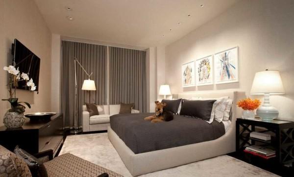Как правильно расположить кровать в комнате