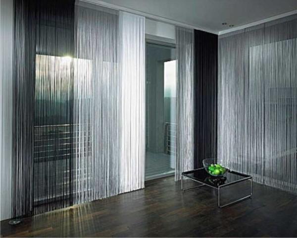 шторы для гостиной в современном стиле фото