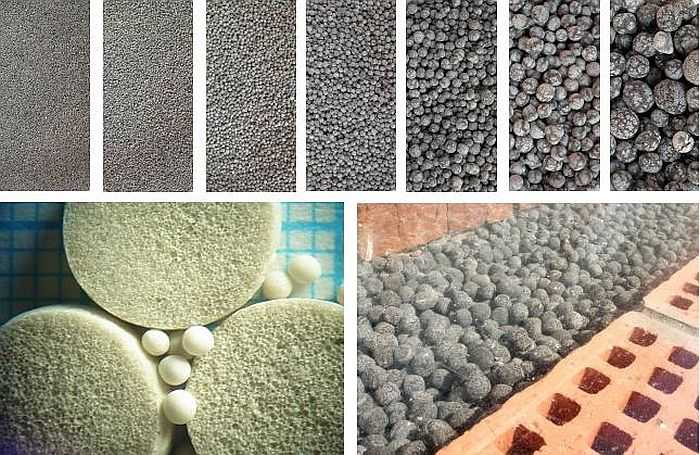 легкие бетоны виды