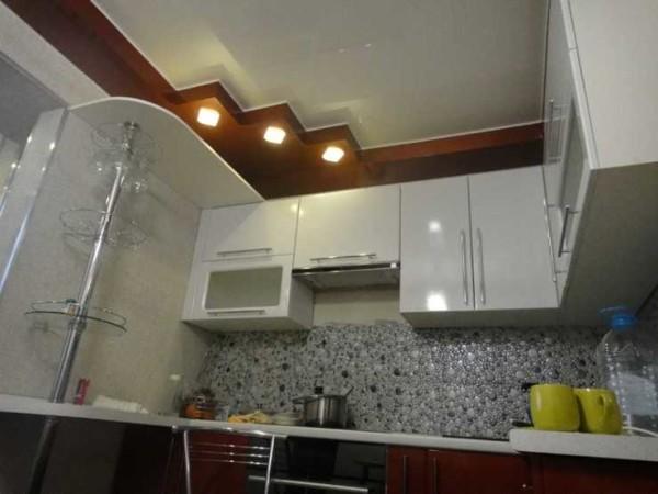 Потолок - один из способов увеличить пространство