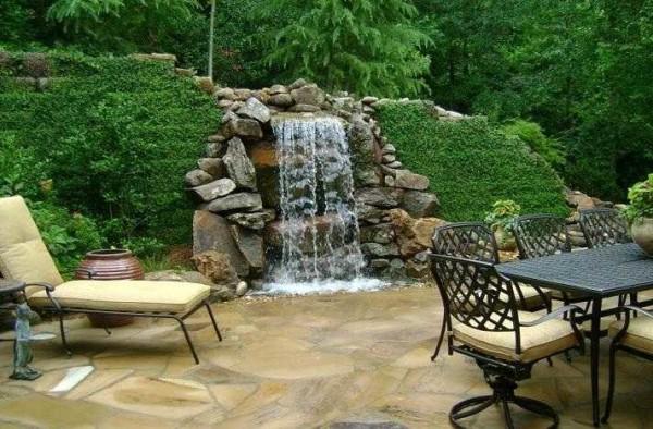 домашний водопад своими руками