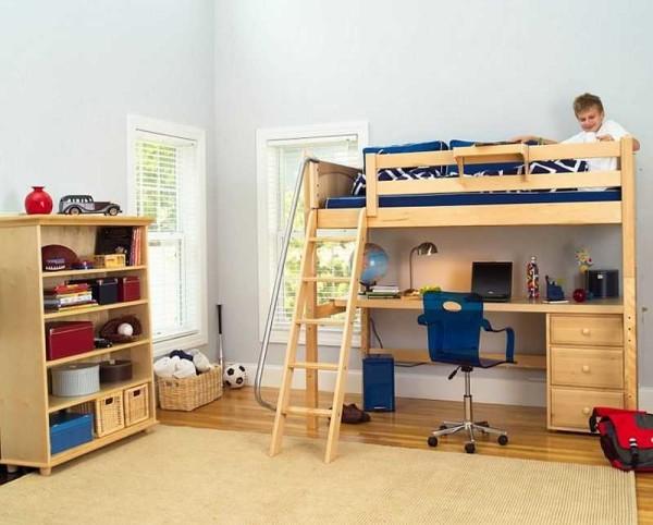 Высота потолков - один из определяющих параметров при выборе высоты кровати чердака