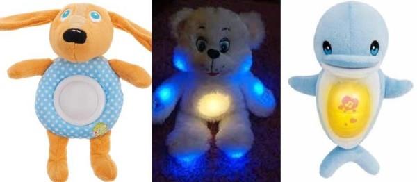 Детский ночник-игрушка