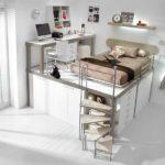 Перенести спальное место на своеобразный подиум