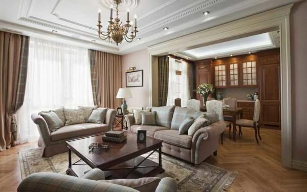 Многоуровневые потолки - современный вариант классики