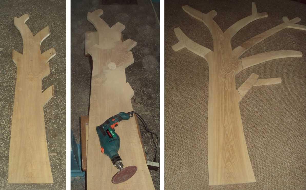 Напольная вешалка для одежды своими руками из дерева и другие виды ... | 740x1193