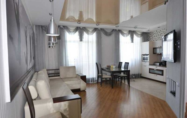 Пример небольшой квартиры-студии