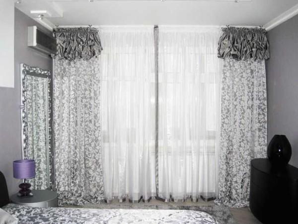 Насколько плотный тюль для спальни вам нужен зависит от многих факторов