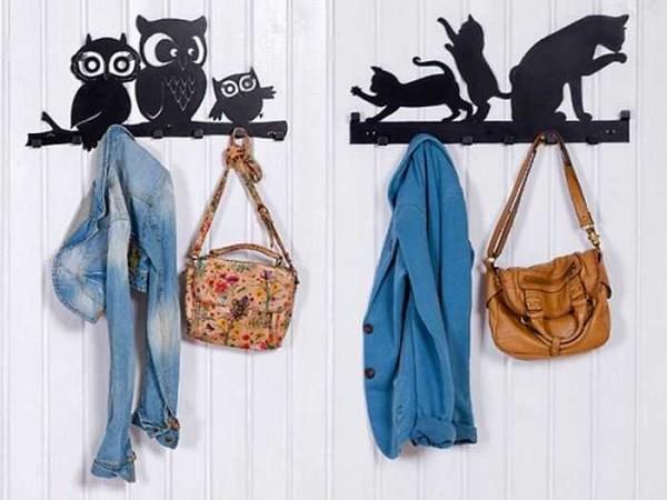Вешалки с изображением животных