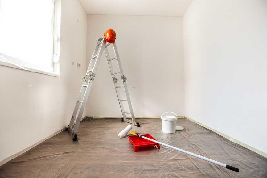 Как выбрать Краску для потолка акриловая