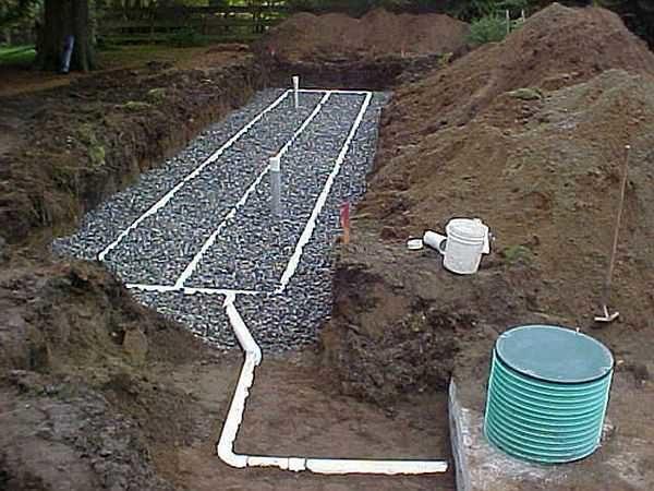 Как сделать дачную канализацию