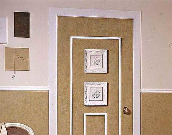 Стильные новые двери из старых