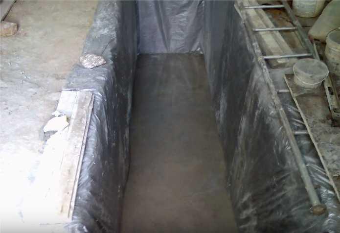 Как сделать гидроизоляция на деревянных основах