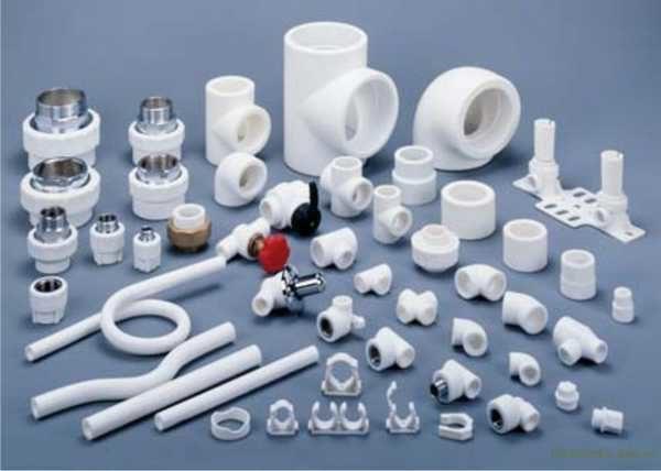 Фитинги для полипропиленовых труб позволяют создать систему любой конфигурации