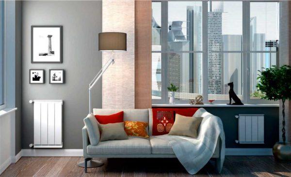 Лучшие радиаторы отопления для квартир выбираются по рабочему давлению и кислотности теплоносителя